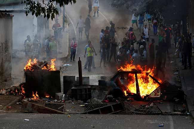 reuters carlos garcia rawlins2 0 1 - Reunião extraordinária da OEA vai discutir crise na Venezuela