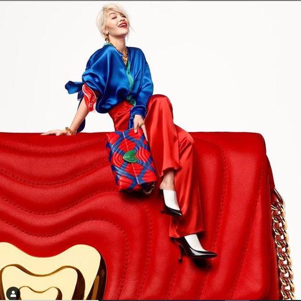 rita escada - Rita Ora é a estrela da marca ESCADA para a campanha de primavera-verão 19