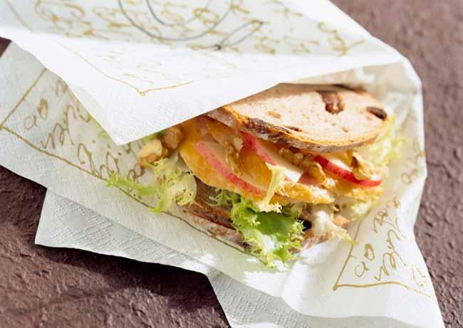 sanduic - Dicas de alimentos para colocar na lancheira das crianças
