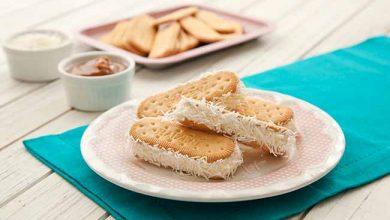 sanduiche sorvete 390x220 - Sanduíche Divertido de Sorvete
