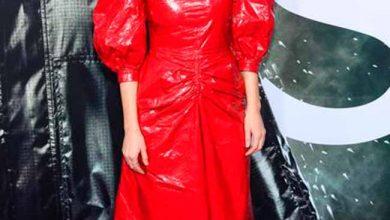 sarah paulson calvin klein 390x220 - Sarah Paulson veste CALVIN KLEIN 205W39NYC em premiere