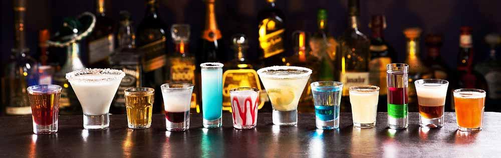 shots - Promoções especiais em pratos típicos, drinques e shots são destaque em fevereiro no Guacamole Cocina Mexicana