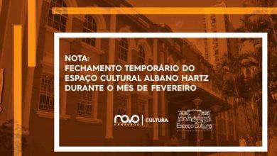 show img.php  390x220 - Fechamento temporário do Espaço Cultural Albano Hartz durante o mês de fevereiro