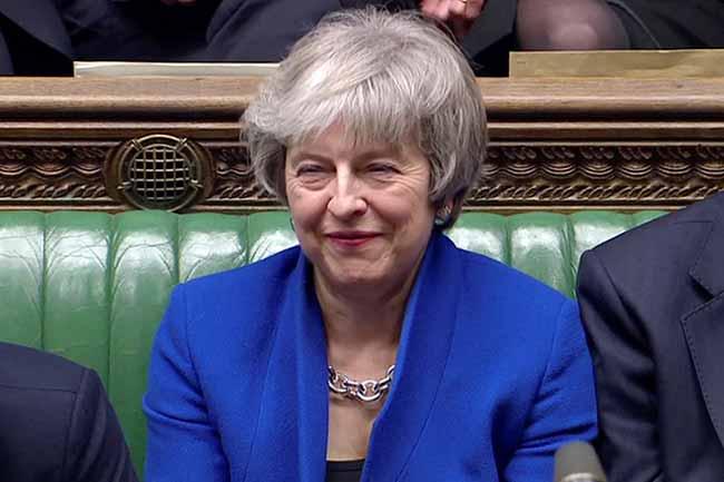 thereza may - Nova legislação vai tornar o Reino Unido neutro em emissão de CO²