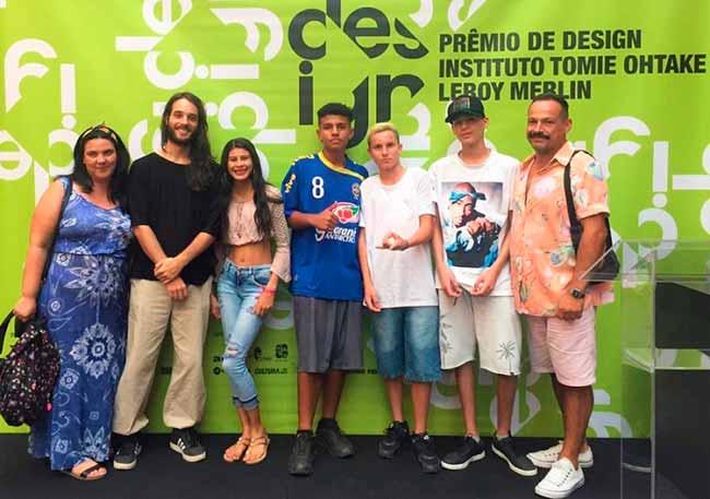 vaso de plantas ecológico - Alunos de escola municipal de Porto Alegre recebem prêmio nacional de design