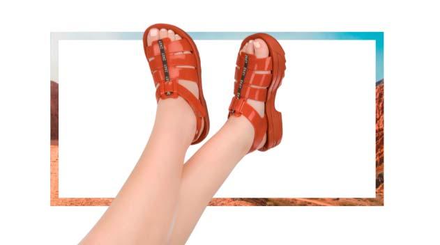 zaxy23 - Zaxy lança nova linha de sandálias para o verão