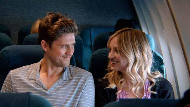 Aaron Tveit   Abby Elliott - Sundance TV estreia Better Off Single dia 14