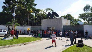 Alojamento no CT do Flamengo não constava na licença 390x220 - Alojamento no CT do Flamengo não constava na licença da prefeitura