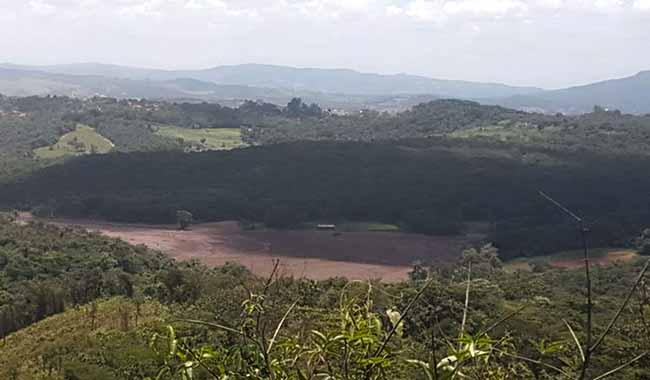 Barragem da Vale se rompe em Brumadinho - Vale quer aumentar produção a seco para 70% em 2023