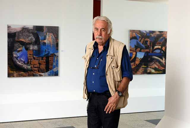 Carlos Vergara foto de Guarim de Lorena - Sesc abre exposições de artes visuais em Lages, Joaçaba, Joinville e Concórdia