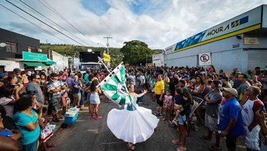 Carnaval de rua de Porto Alegre 2019 1 390x220 - Carnaval de Rua Comunitário de Porto Alegre reúne 1,5 mil foliões