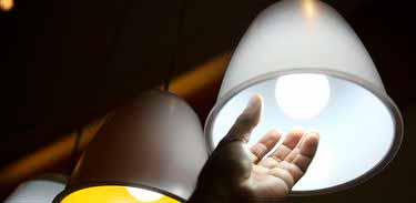 Consumo de energia elétrica deve crescer - Consumo de energia elétrica deve crescer 7% em fevereiro