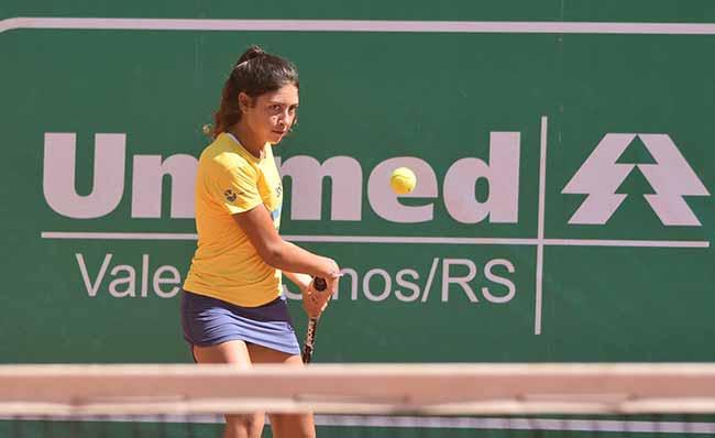 Copa Unimed VS de Tênis tem finais de duplas nesta sexta feira 1 - Copa Unimed VS de Tênis tem finais de duplas nesta sexta-feira