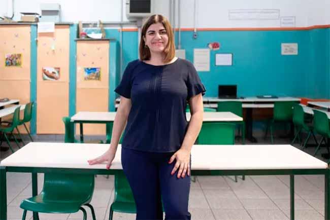 Débora Garofalo 2 - Escolas municipais de São Paulo recebem 583 impressoras 3D