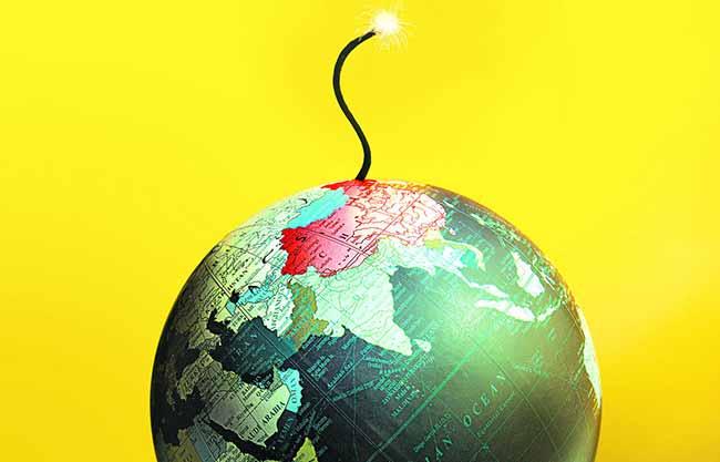 Dívida Global dívida da China - Dívida global poderá gerar a próxima grande crise mundial?