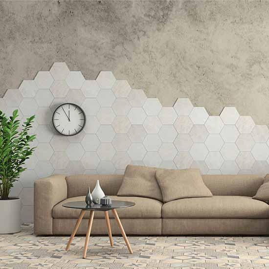 Decoração Industrial II - Decoração Industrial: Telhanorte dá dicas para escolher o piso ideal para compor o ambiente