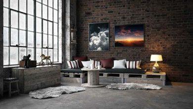 Decoração Industrial III 390x220 - Decoração Industrial: Telhanorte dá dicas para escolher o piso ideal para compor o ambiente
