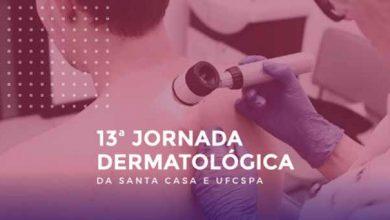 Dermatologia é tema de evento na Santa Casa 390x220 - Dermatologia é tema de evento na Santa Casa