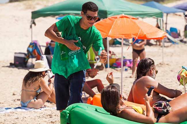 Doctor Clin desenvolveu ação no litoral 1 - Doctor Clin desenvolveu ação no litoral