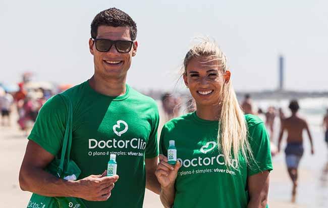 Doctor Clin desenvolveu ação no litoral 2 - Doctor Clin desenvolveu ação no litoral