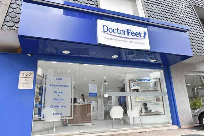 Doctor Feet - De olho no Sul do país, Doctor Feet traça plano para inaugurar 10 unidades na região