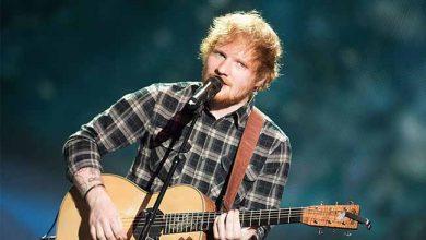 Ed Sheeran 390x220 - Show de Ed Sheeran gera movimentação na rede hoteleira