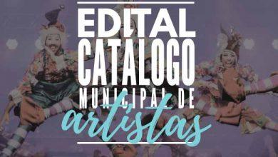 Photo of Edital do Catálogo Municipal de Artistas de NH tem novo prazo de inscrição