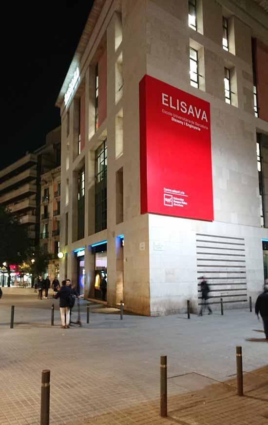 Elisava na Espanha  - UniAvan fecha parceria com Universidade referência em Design e Engenharia na Espanha