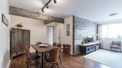 F115 390x220 - Reforma em apartamento confere praticidade e conforto aos ambientes