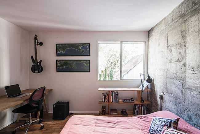 F203 - Reforma em apartamento confere praticidade e conforto aos ambientes