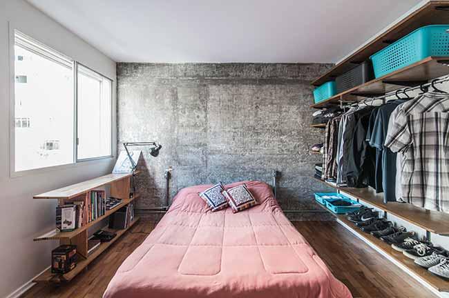 F206 - Reforma em apartamento confere praticidade e conforto aos ambientes