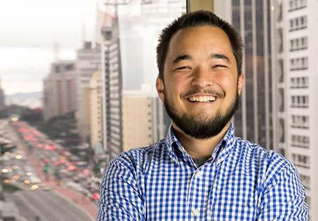 Felipe Collins - Capacitação para empreendedores do ecossistema da Serra Gaúcha