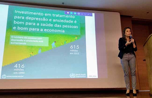 Gabriela Herrmann Cibeira - ABQV Debate Questões Relevantes sobre a Prevenção de Doenças Crônicas Não Transmissíveis