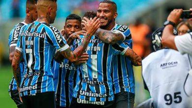 Grêmio é campeão da Recopa Gaúcha 2019 390x220 - Com outra atuação de luxo, Grêmio vence o Avenida e conquista a Recopa Gaúcha