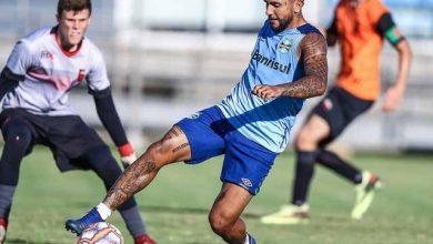 Grêmio aplica goleada no Guarani 3 390x220 - Grêmio aplica goleada no Guarani de Venâncio Aires