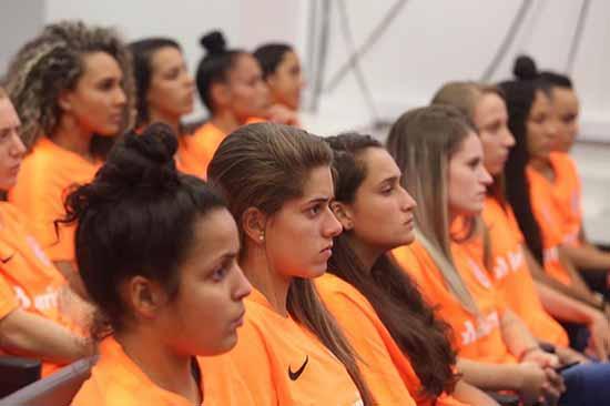 Gurias Coloradas se reapresentam para a temporada 2019 3 - Gurias Coloradas se reapresentam para a temporada 2019