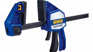 IRWIN  grampo rápido heavy duty 30cm web 390x220 - IRWIN conta com diversos modelos de grampos para marcenaria