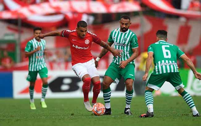 Inter bate Juventude por 2 a 1 em Caxias 3 - Inter bate Juventude por 2 a 1 em Caxias