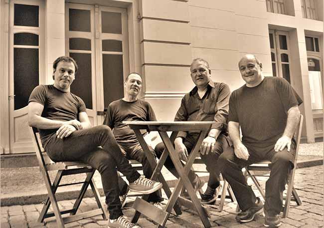 JMQUARTETO FOTO Roberta Amaral - Espaço 373 apresenta em fevereiro um especial instrumental