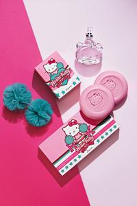 Jequiti Hello Kitty College - Jequiti apresenta coleção College da Hello Kitty