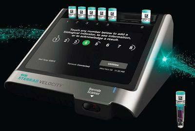 Johnson Johnson Medical Devices Velocity Reader  BI - Johnson traz para o Brasil sistema de esterilização com compartilhamento de dados