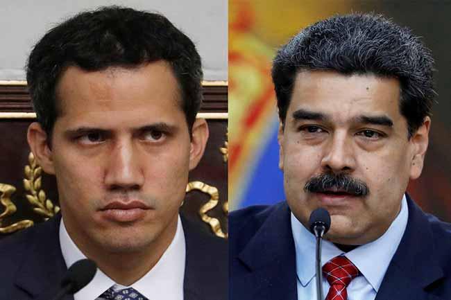 Juan Guaidó maduro - Venezuela é tema de reunião extraordinária dia 7 no Uruguai