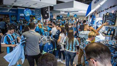 Loja Grêmio Mania 390x220 - GrêmioMania estará fechada neste domingo