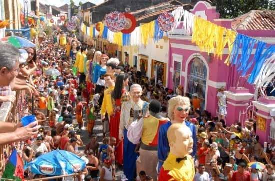 Lugares para curtir o Carnaval em Recife 3 - Lugares imperdíveis para conhecer e curtir no carnaval de Olinda