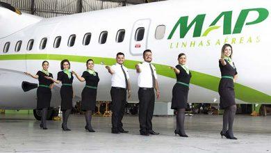 Photo of MAP Linhas Aéreas está selecionando copilotos e comissários para contratação