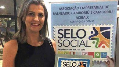 Maria Pissaia 1 390x220 - Acibalc recebe certificação do Selo Social por dez projetos