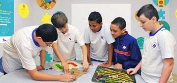 Metodologia da Mind Lab - Portão aposta em jogos de raciocínio para mais de 1.1 mil alunos