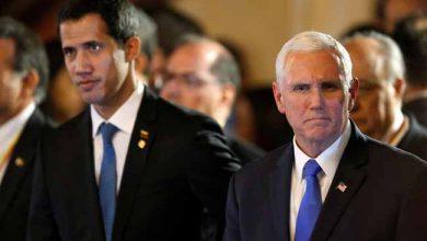 Photo of Vice-presidente americano anuncia mais sanções à Venezuela