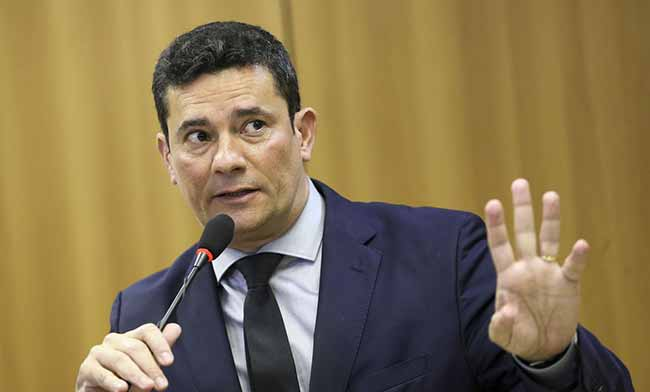 Ministro da Justiça e Segurança Pública Sergio Moro - Série Moro detalha para deputados projeto de lei anticrime