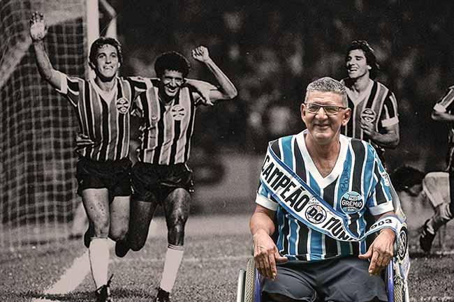 Morreu Caio campeão da Libertadores e do Mundo pelo Grêmio - Morreu Caio, campeão da Libertadores e do Mundo pelo Grêmio